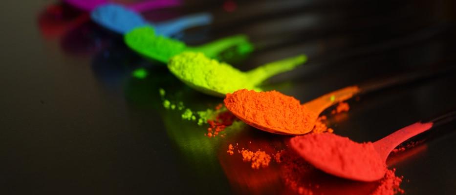 Fluoro-Colours