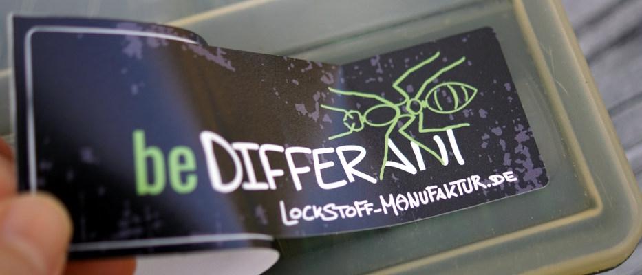 Sticker und Co.