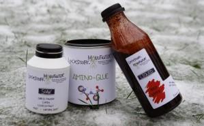 Drei sehr fängige Lockstoffe in perfekter Kombination - unser Cold-Water Bundle für Winterkarpfen.