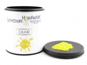 Colour Yellow - mit diesem intensiven Farbstoff lassen sich gelbe Boilies herstellen.