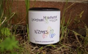 Spezielle Enzyme für alle proteinhaltigen Boilies - N'ZYMES sorgen auch bei Fischmehl- oder Milchproteinboilies für die Extraportion an Attraktoren!