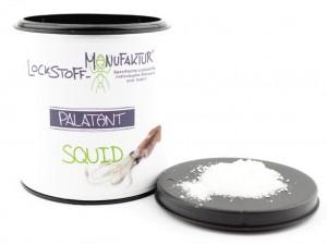 Tintenfischextrakte sind sehr gute Attraktoren für den Karpfen - Aminosäuren, Peptide und mehr im Palatant Squid.
