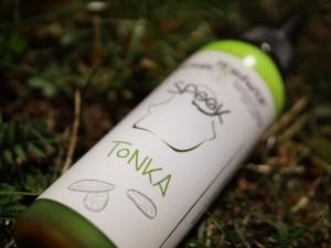 Spook Bait Smoke Tonka - natürlicher Geschmack, sehr auffällige fluo-gelbe Farbe. Extrem fängig!