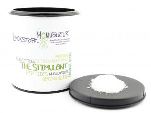 The Stimulant enhält die attraktivsten Lockstoffe für den Karpfen in perfekt abgestimmter Kombination.