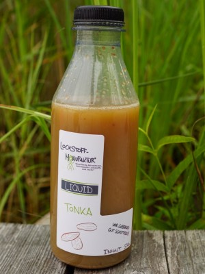 Tonka ist ein besonders fängiges Liquid, das zu 100% aus natürlichen Zutaten besteht! Kein Flavour, kein Farbstoff - reine Natur!