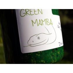 Green Mamba - dieses uv-aktive Liquid besitzt einen würzig scharfen Citrusgeschmack, dem die Karpfen nicht widerstehen können!