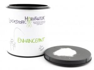 Synergistische Mischung verschiedener spezifischer Enhancer für Karpfen als Boiliezusatz.