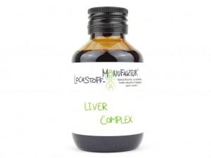 Dieser flüssige Liver Complex ist der wohl hochwertigste und fängigste natürliche Attraktor für Karpfen.