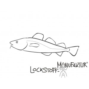 Cod Liver Oil wird aus frischem Dorsch gewonnen und verleiht dem Boilie einen intensiven Fischgeschmack.