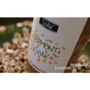 Boiliesoak aus besten fermentierten Rohstoffen - voller Attraktoren und Lockstoffe. Hier kann kein Karpfen widerstehen!