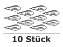 10 Stück