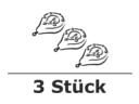 3 Stück