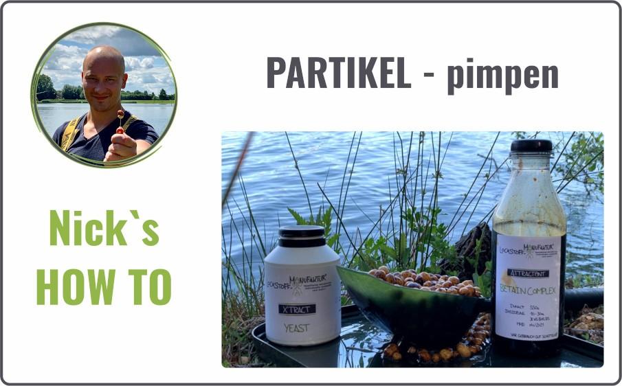 Nick's HOW TO: Partikel pimpen