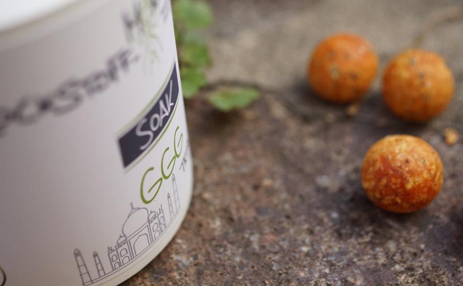 Unser natürlicher Triple G Soak - perfekt für lange Futterkampagnen im Herbst.