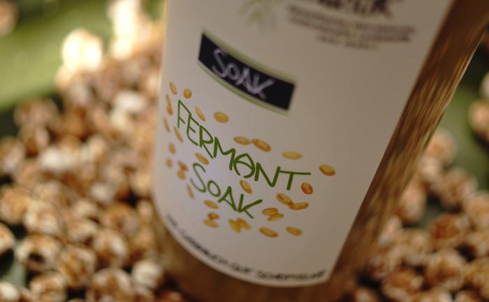 Fermentierte Partikel und Boilies sind für Karpfen sehr attraktiv - dieser fermentierte Soak ist extrem fängig!