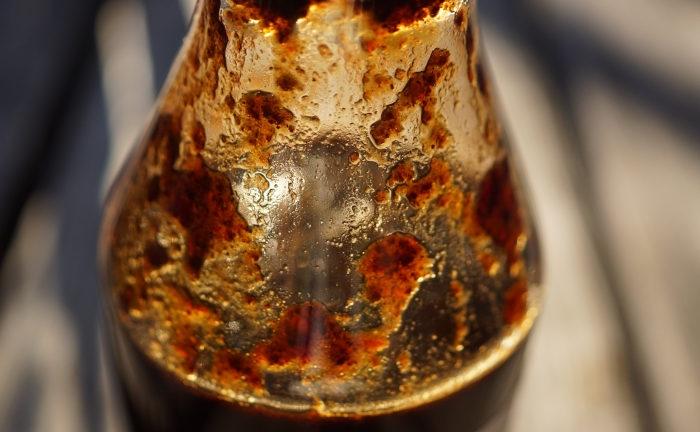Shrimp B ist ein dickflüssiges Belachan-Liquid für das Angeln auf Karpfen mit Boilies.