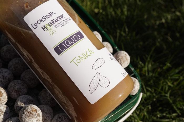 Tonka Liquid eignet sich sehr gut zum Nachbehandeln von Boilies für das Angeln auf Karpfen.