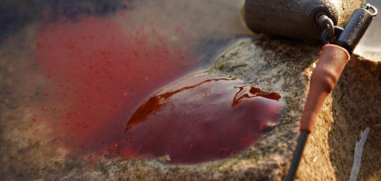 Wasserlösliche, natürliche und fängige Liquids für Karpfen kaufen.